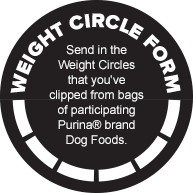 Purina Weight Circles